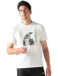 (ビームスライツ)BEAMS LIGHTS/Tシャツ ネガ モノクロTシャツ メンズ