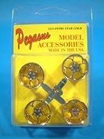 ペガサスホビー1/ 24–25Swirl Starゴールドリムのみpgs1215
