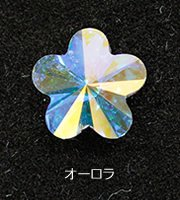 【SWAROVSKI】【イヤホンジャック】【フラワー】【花柄...