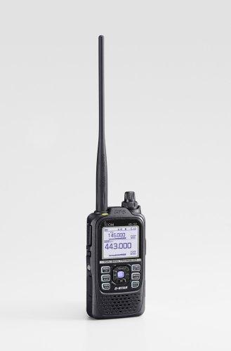 アイコム デジタルトランシーバー 144/430MHz デュアルバンド GPSレシーバー内蔵 ID-51 PLUS