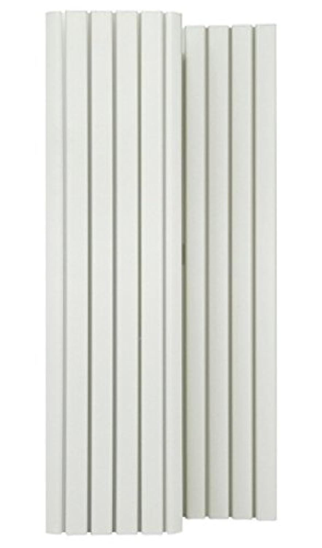 オーエ(Ohe) バスリッド 風呂ふた ホワイト 70×120cm M-12 IV