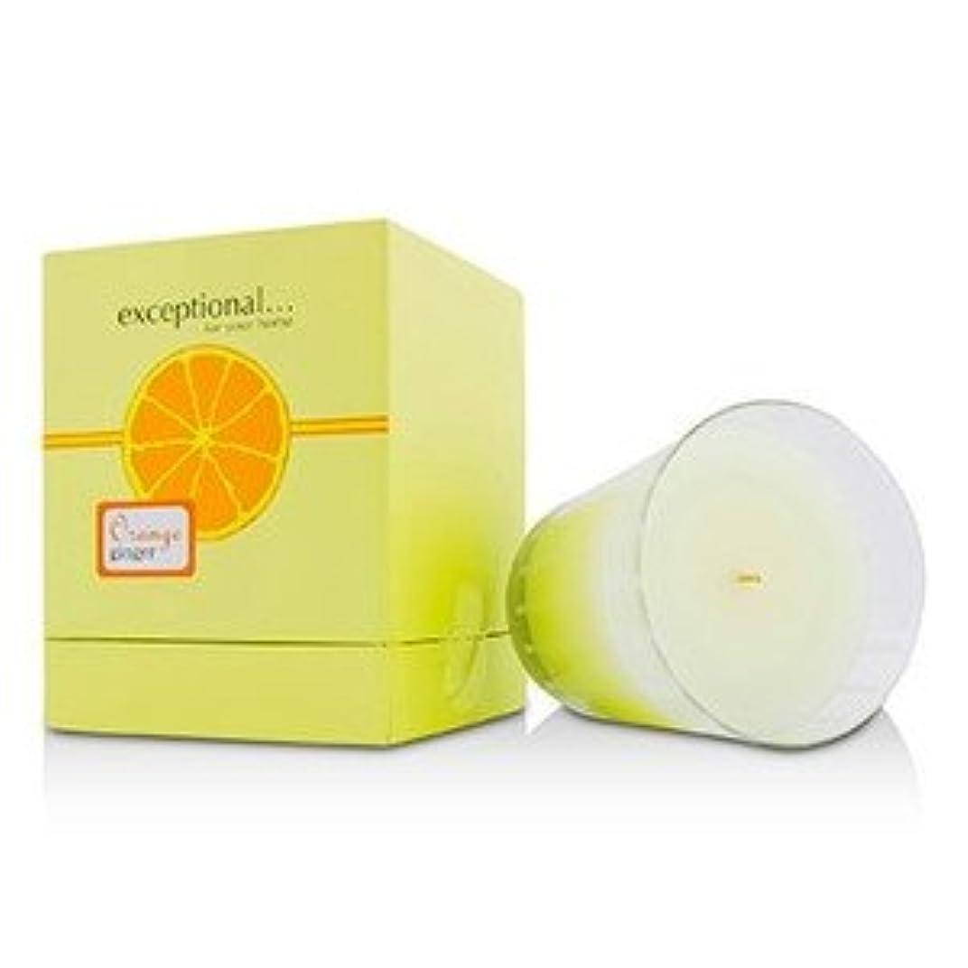 ピグマリオン影のあるトランクライブラリエクセプショナルパフュームス フレグランス キャンドル - Orange Ginger 250g/8.8oz [並行輸入品]