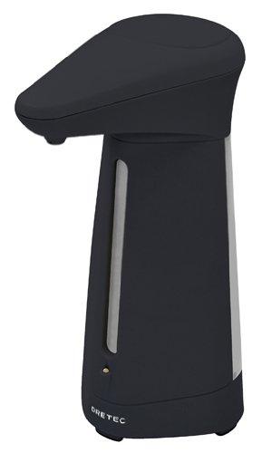 RoomClip商品情報 - ドリテック(dretec) オートディスペンサー 「ソプリオ」 ブラック SD-901BK