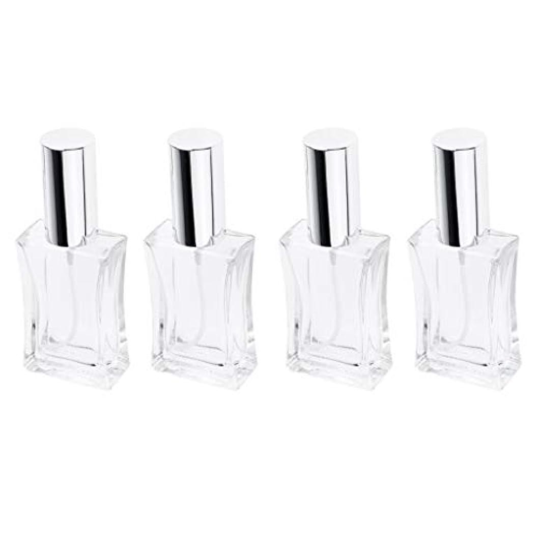 サスペンションモックプーノB Blesiya 4本 スプレーボトル ガラス 香水瓶 50ml