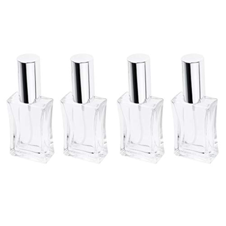 インスタントペア微視的B Blesiya 4本 スプレーボトル ガラス 香水瓶 50ml