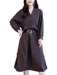 6208dd98871222 Amazon.co.jp: ブラウン - スーツ / レディース: 服&ファッション小物