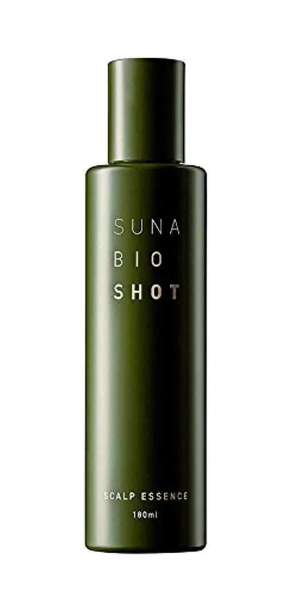 ソフィーあいまいな重要SUNA BIOSHOT SUNA スカルプエッセンス