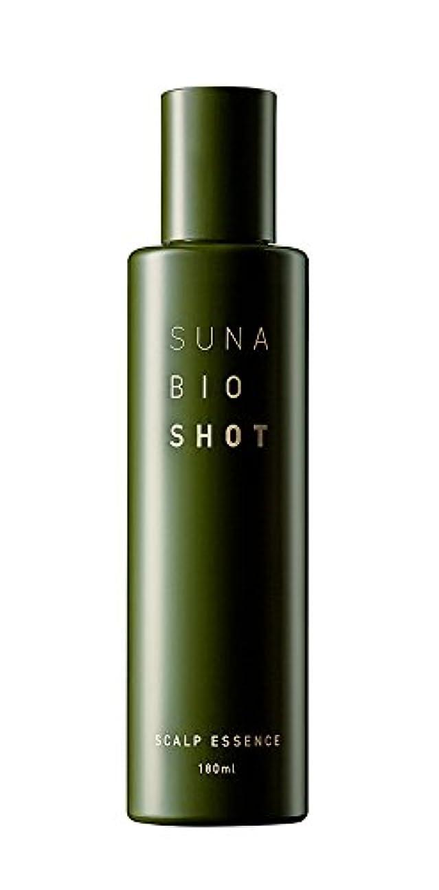 資金スラッシュユニークなSUNA BIOSHOT SUNA スカルプエッセンス