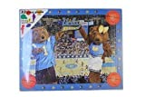 UCLA Bruin Bears Basketball Court 32 Piece Jigsaw Puzzle (Pieces Include Sporting Shapes) by Michaelson Entertainment [並行輸入品]