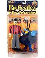 The Beatles Yellow Submarine RINGO STARR with Blue Meanie 8 Action Figure (1999 McFarlane)