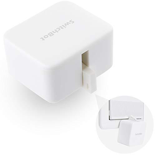 SwitchBot スイッチ ロボット スマートスイッチ タイマー機能搭載 iot スマートホーム スマホで 遠隔 ボタ...