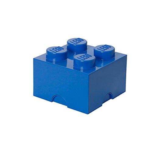 LEGO 収納BOX 4 ブルー 4003