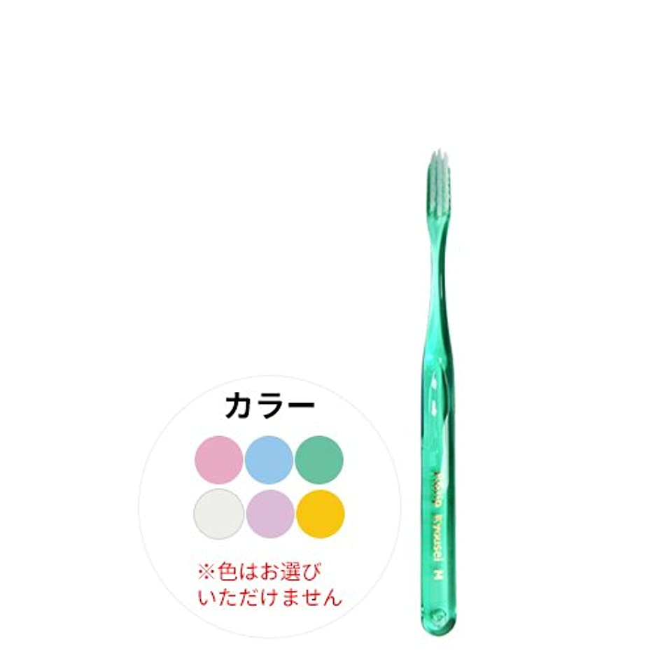 天才冗長バケツP.D.R.(ピーディーアール) P.Grip(ピーグリップ)矯正用 四段植毛 歯ブラシ × 1本