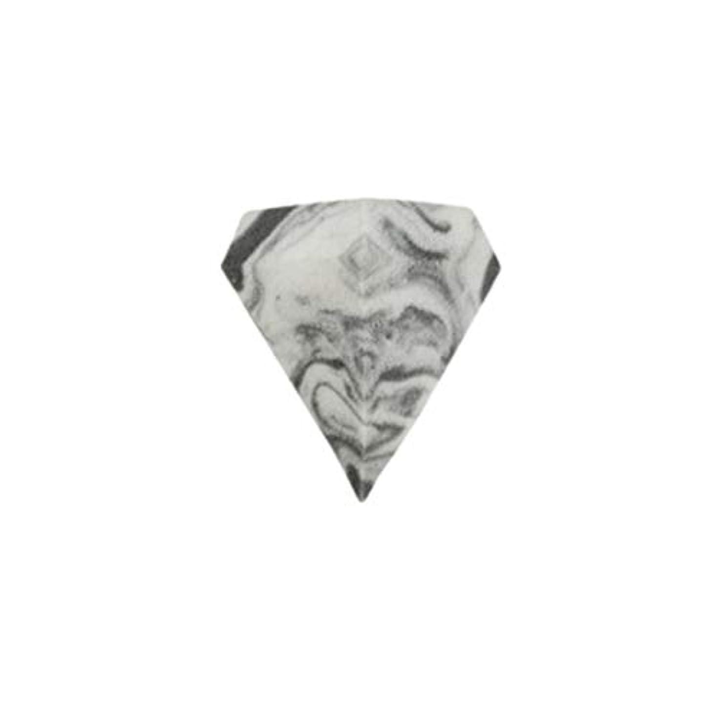 左現在注釈を付ける美のスポンジ、柔らかいダイヤモンド形の構造の混合物の基礎スポンジ