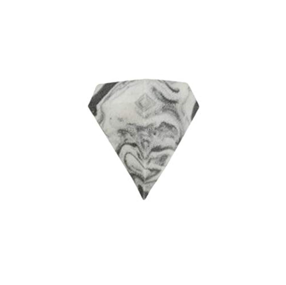 ファセット整然としたかる美のスポンジ、柔らかいダイヤモンド形の構造の混合物の基礎スポンジ