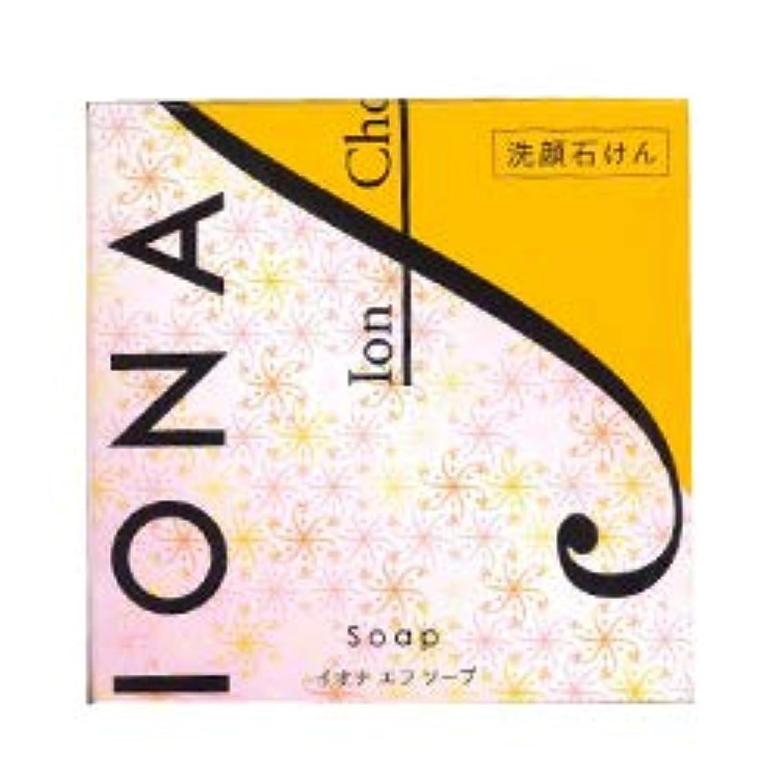寝る歯麻痺させる【イオナ】イオナ エフ ソープ 90g