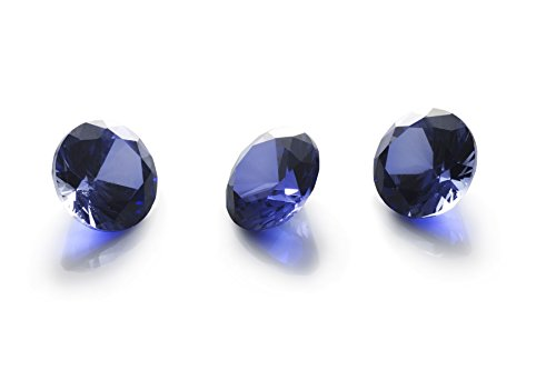 [해외]사파이어 1 마리 매도 합성 루스 6㎜/Sapphire 1 grain selling Synthetic Ruth 6 mm