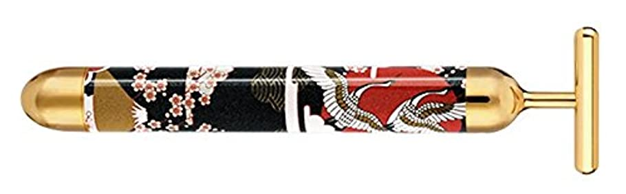 ターゲット成分アラブ人京美24Kマジックゴールドバー  和柄(鶴)