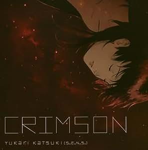 KURAU Phantom Memory ORIGINAL SOUND TRACK-CRIMSON-