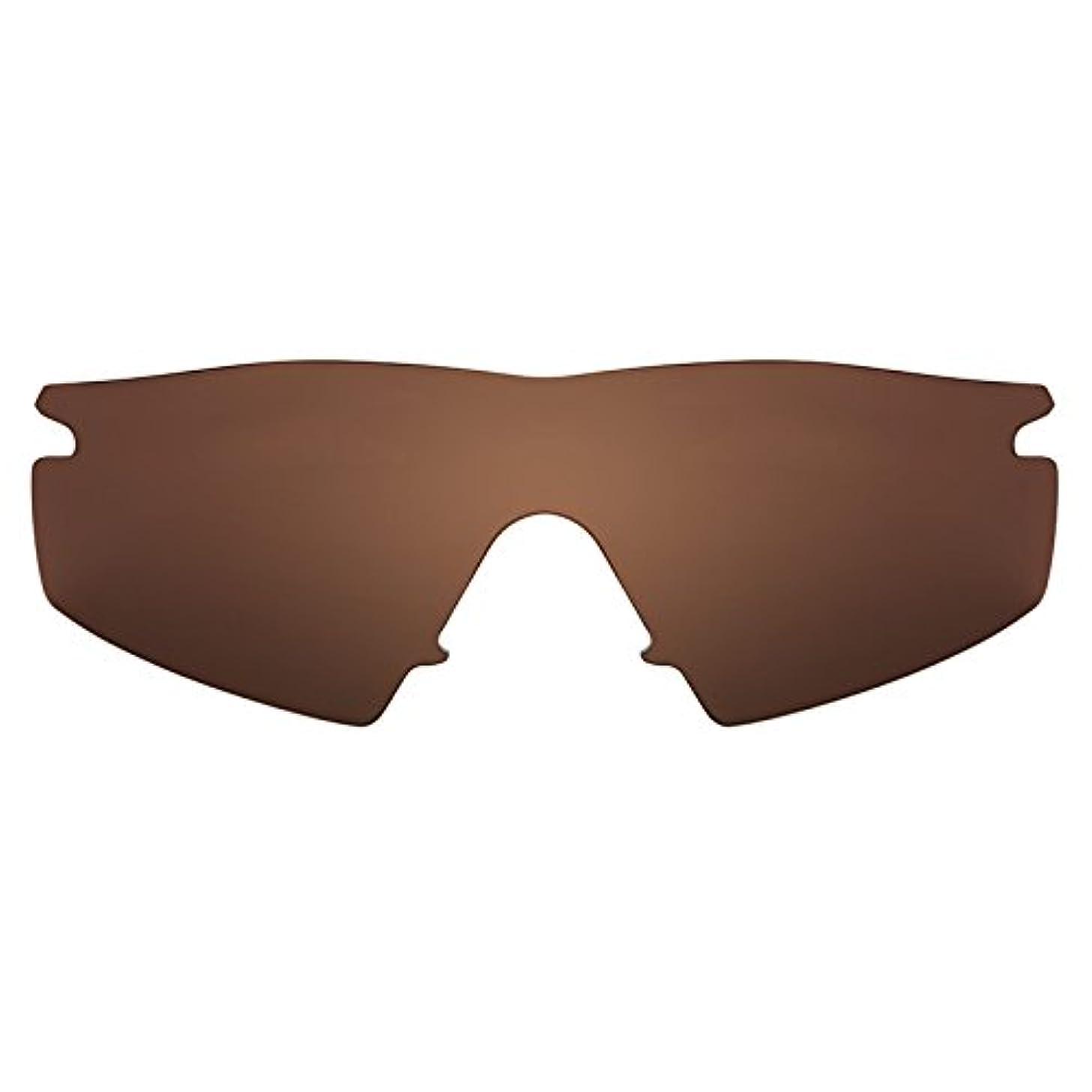 サスペンド基礎理論キーRevant 交換用レンズ Oakley M Frame Strike- マルチオプション型