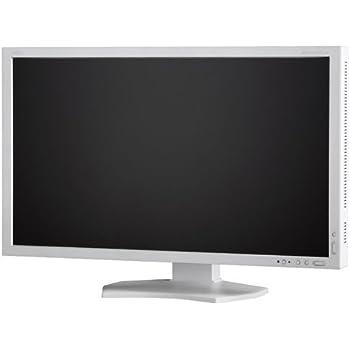 NEC 27型ワイド液晶ディスプレイ(白) LCD-PA272W-W5