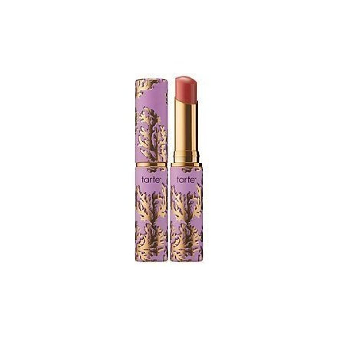 チチカカ湖光ひどい【並行輸入品】tarte Rainforest of the Sea Quench Lip Rescue (Rose) by Tarte