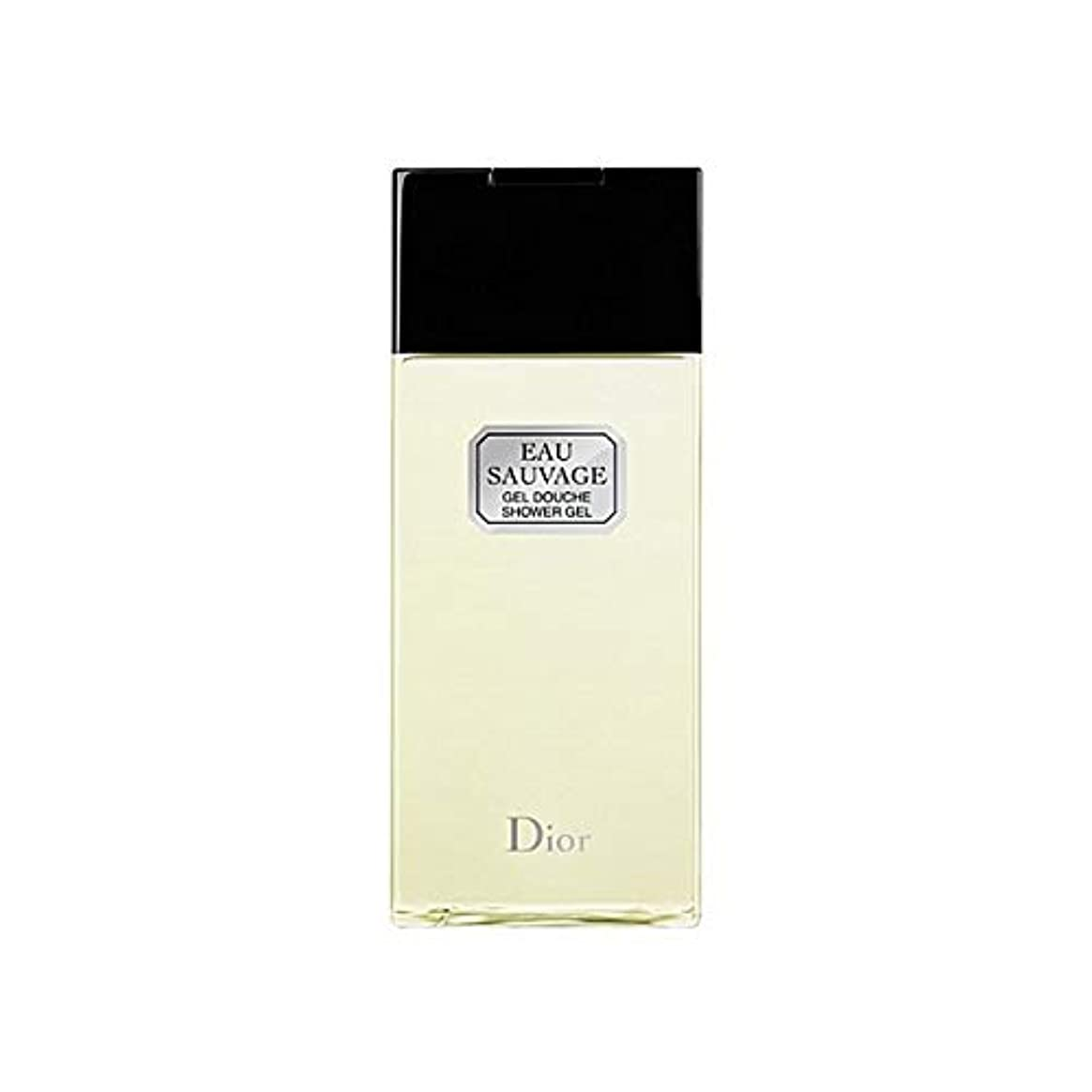 [Dior ] ディオールオーソバージュシャワージェル200Ml - Dior Eau Sauvage Shower Gel 200ml [並行輸入品]