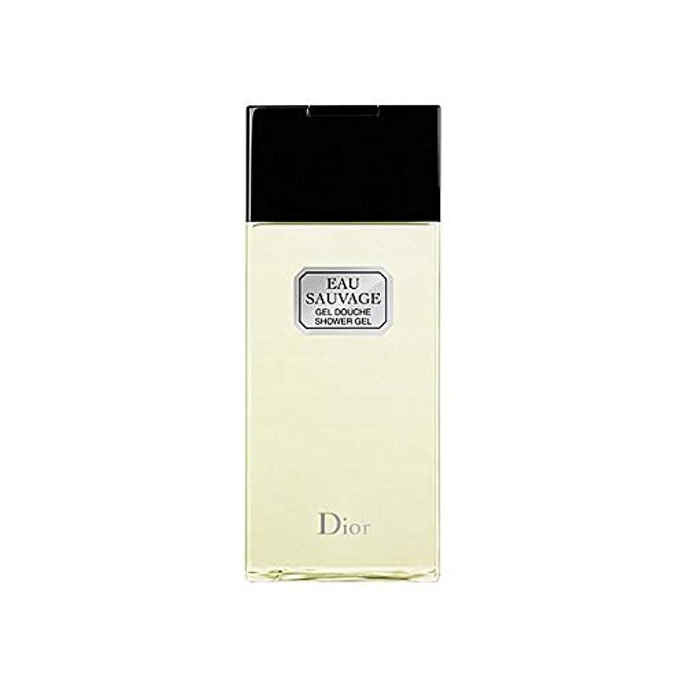 現在想像するレンズ[Dior ] ディオールオーソバージュシャワージェル200Ml - Dior Eau Sauvage Shower Gel 200ml [並行輸入品]