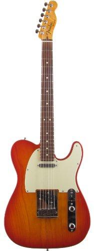 Fender USA Custom Shop 2010 CUSTOM DELUXE Telecaster Aged Cherry Burst/R