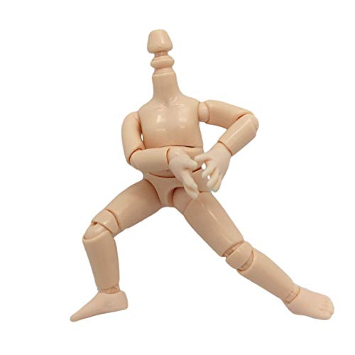 Obitsu Doll 11cm Obitsu Body Natural Soft vinyl made movable figure body