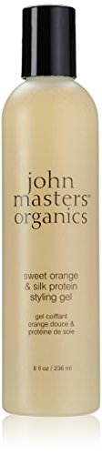 ジョンマスターオーガニック スイートオレンジ&シルクプロテインスタイリングジェル 236ml