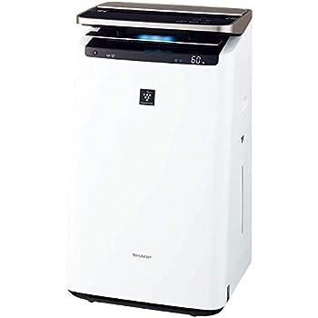 シャープ 加湿 空気清浄機 プラズマクラスター NEXT(50000) プレミアム 23畳 / 空気清浄 40畳 ウイルス 花粉 自動掃除 2018年モデル ホワイト KI-JP100-W