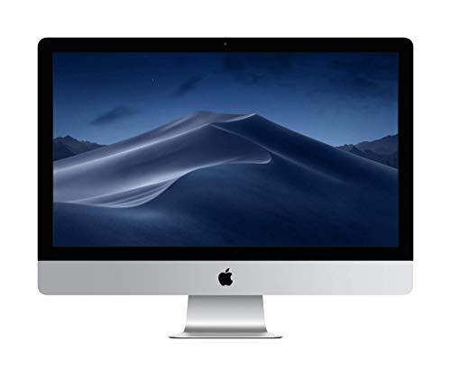 最新モデル Apple iMac (27インチ, Retina 5Kディスプレイモデル, 3.0GHz 6コア第8世代Intel Core i5プロセッサ, 1TB)