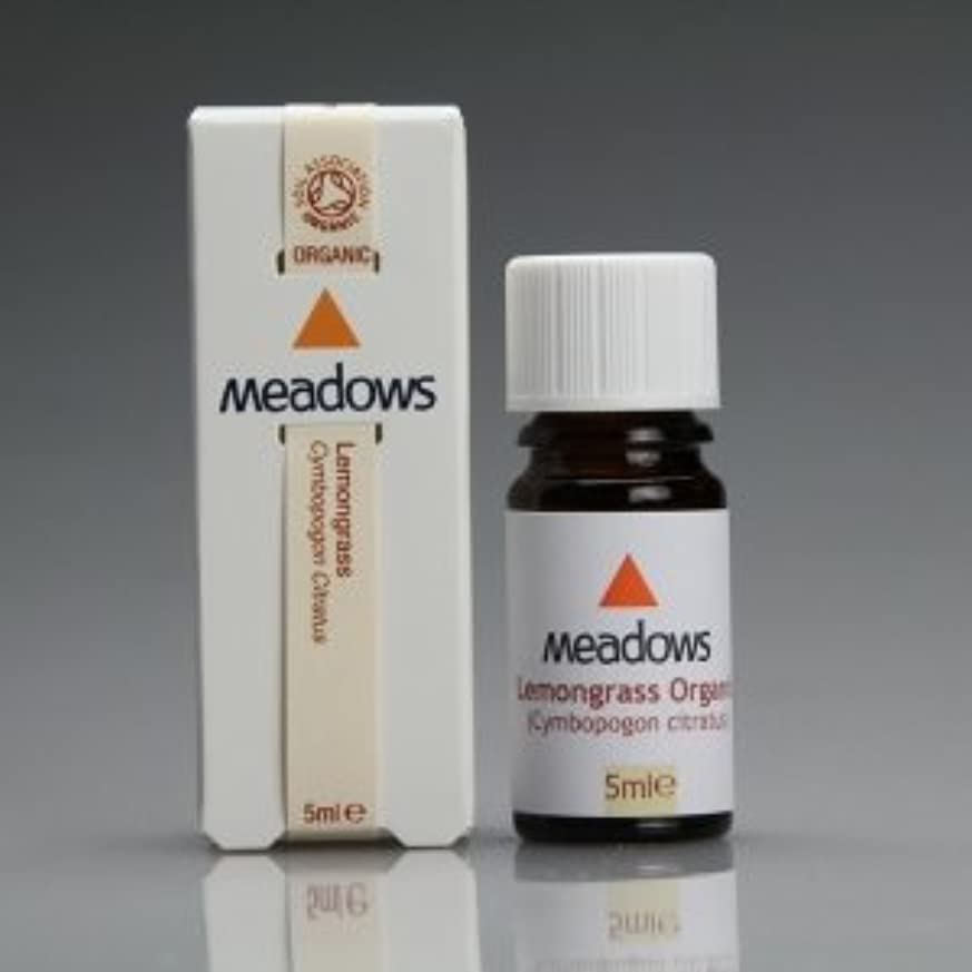 スローラフ抑止するメドウズ エッセンシャルオイル レモングラス 5ml