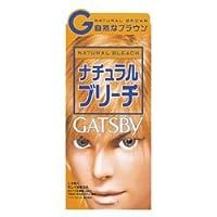 【マンダム】ギャッツビー ナチュラルブリーチ(医薬部外品) 1剤35g/2剤70ml ×20個セット