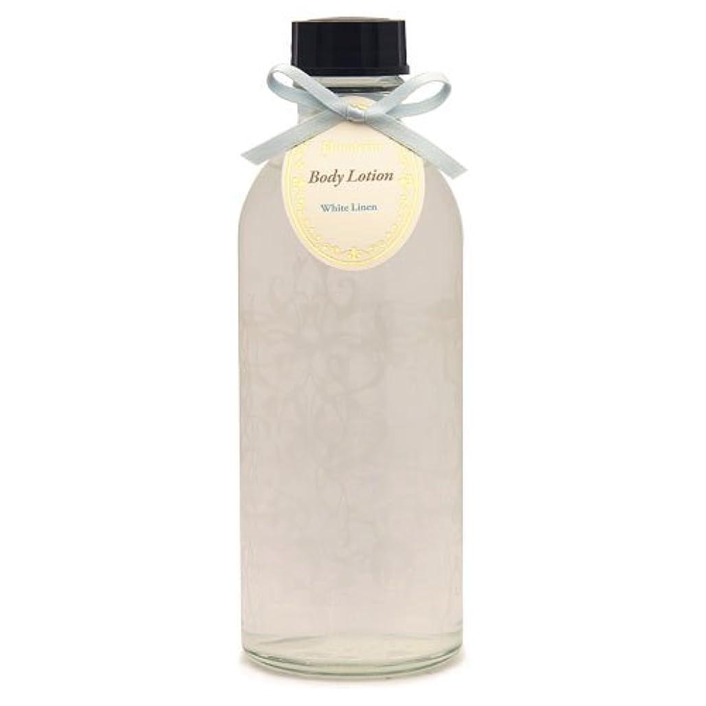 D materia ボディローション ホワイトリネン White Linen Body Lotion ディーマテリア