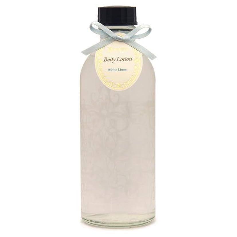 着飾る規模飢えD materia ボディローション ホワイトリネン White Linen Body Lotion ディーマテリア