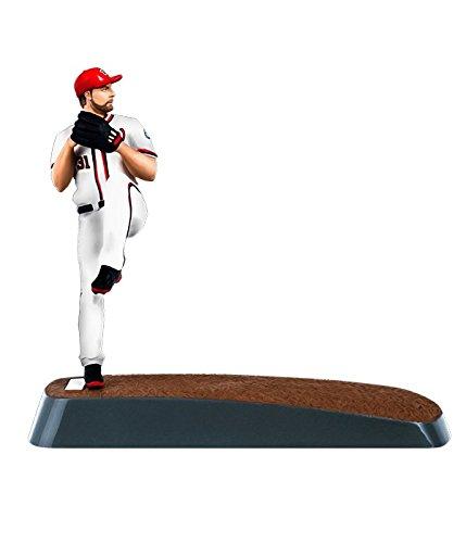 MLB 2016/ ワシントン・ナショナルズ マックス・シャーザー 6インチ フィギュア