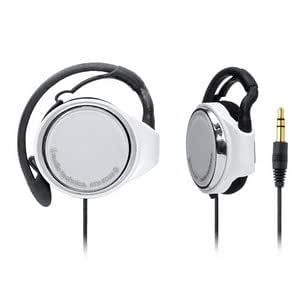 audio-technica ATH-EQ88WH イヤフィットヘッドホン