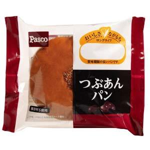 パスコ ロングライフ つぶあんパン