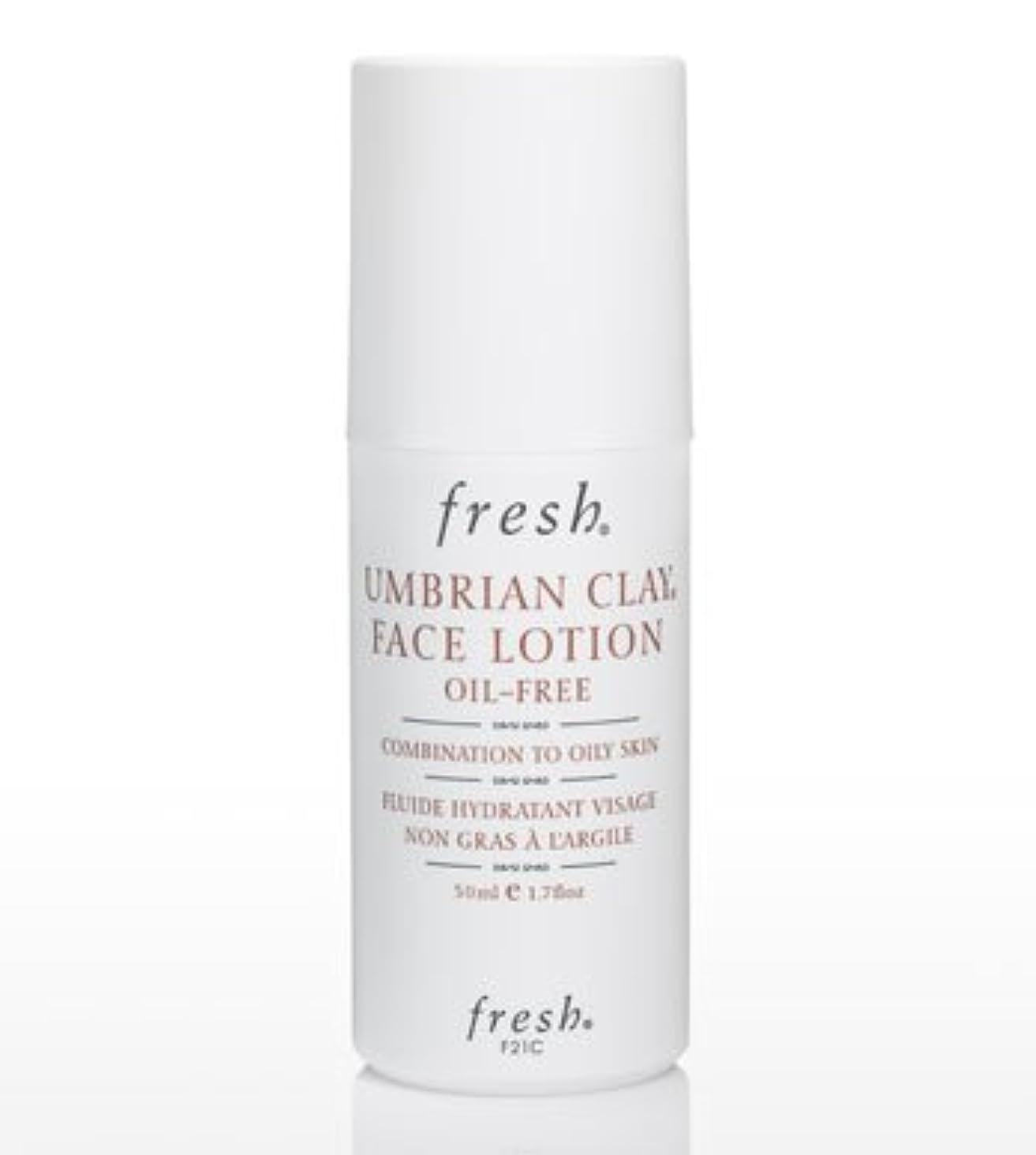 支給友情五十Fresh UMBRIAN CLAY OIL-FREE FACE LOTION (フレッシュ アンブリアンクレイ オイルフリー フェイスローション) 1.7 oz (50ml) by Fresh for Women
