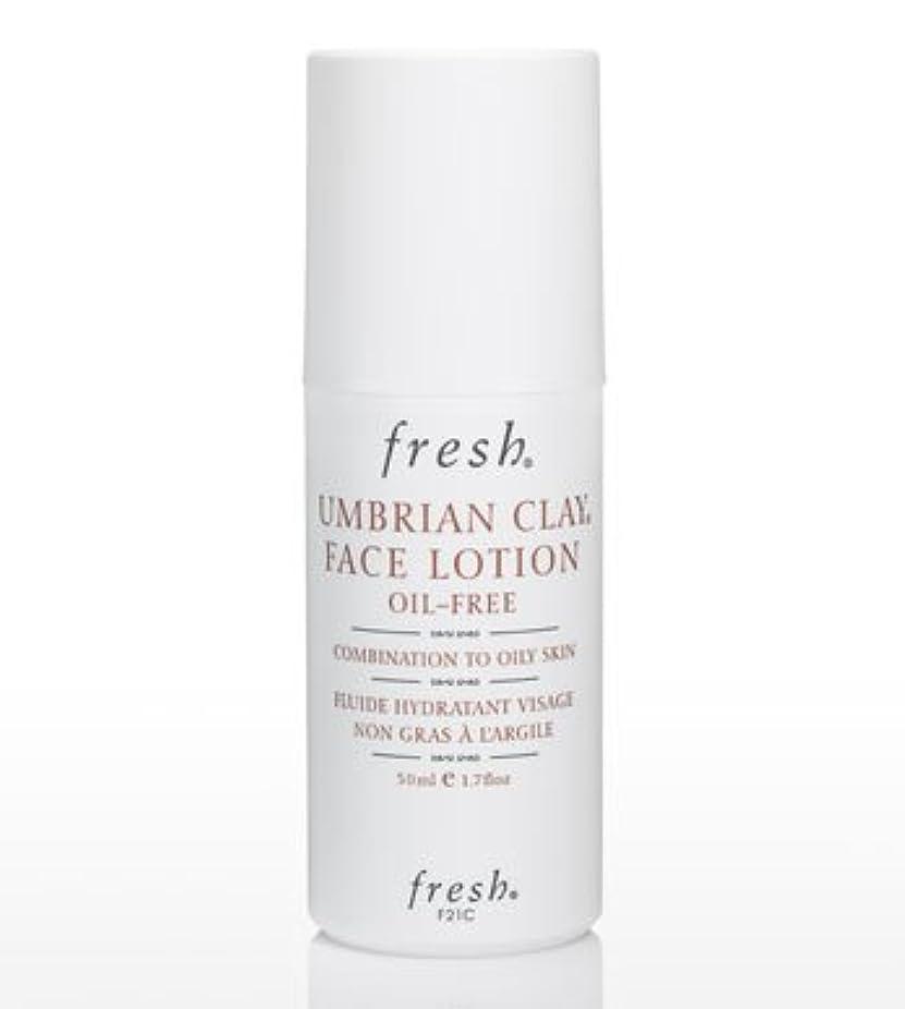 建物施しビルFresh UMBRIAN CLAY OIL-FREE FACE LOTION (フレッシュ アンブリアンクレイ オイルフリー フェイスローション) 1.7 oz (50ml) by Fresh for Women