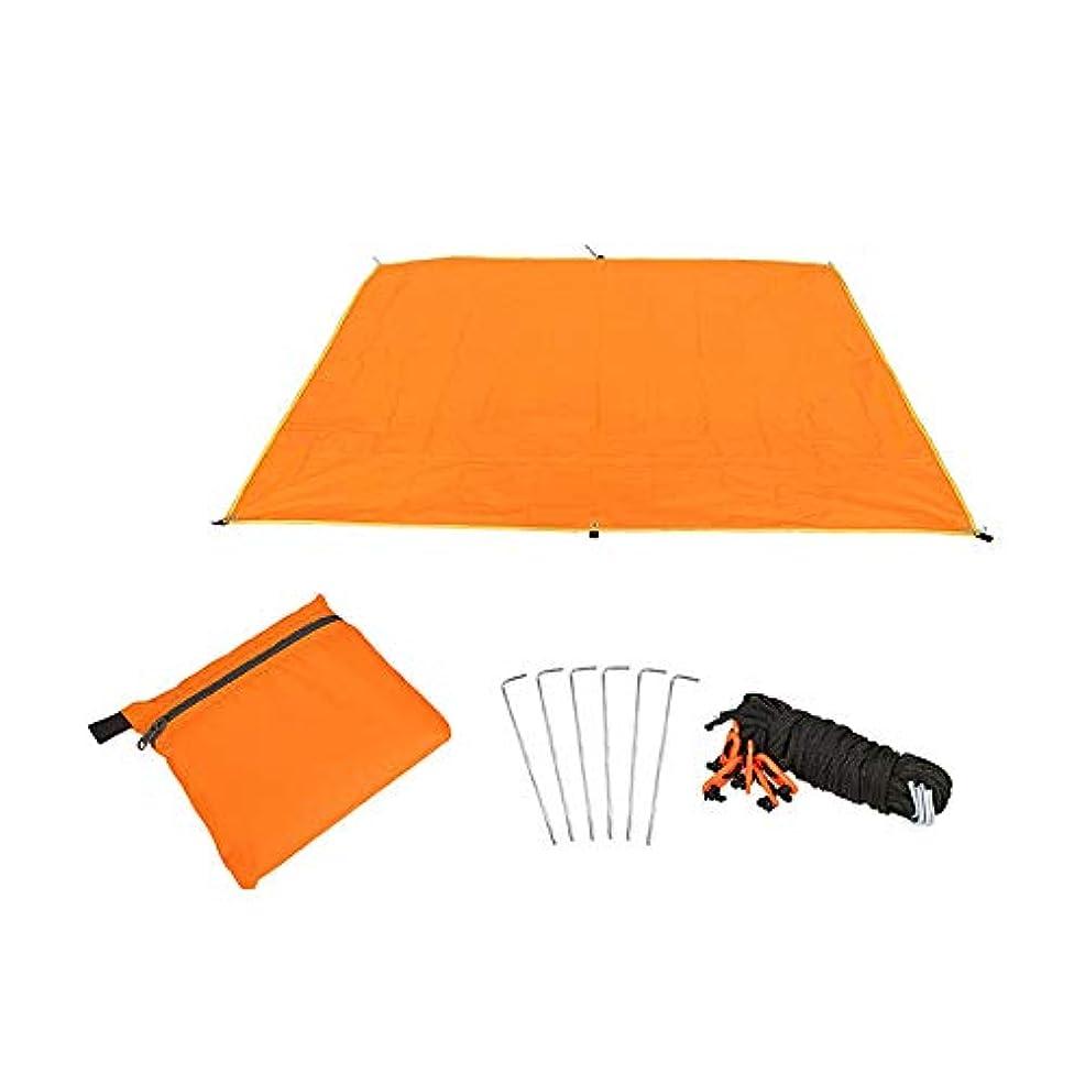 深さダイヤモンドフォーカスLangba ピクニッククッション 折り畳み式 テントタープ 日焼け止め アウトドアマット 防湿パッド コンパクト 防水 断熱 多機能 収納袋付き アウトドア/キャンプ/ピクニックに適用 3サイズ