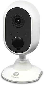 Swann SWIFI-ALERTCAM-GL 1080p WiFi Alert Indoor Security Camera with Night Vision