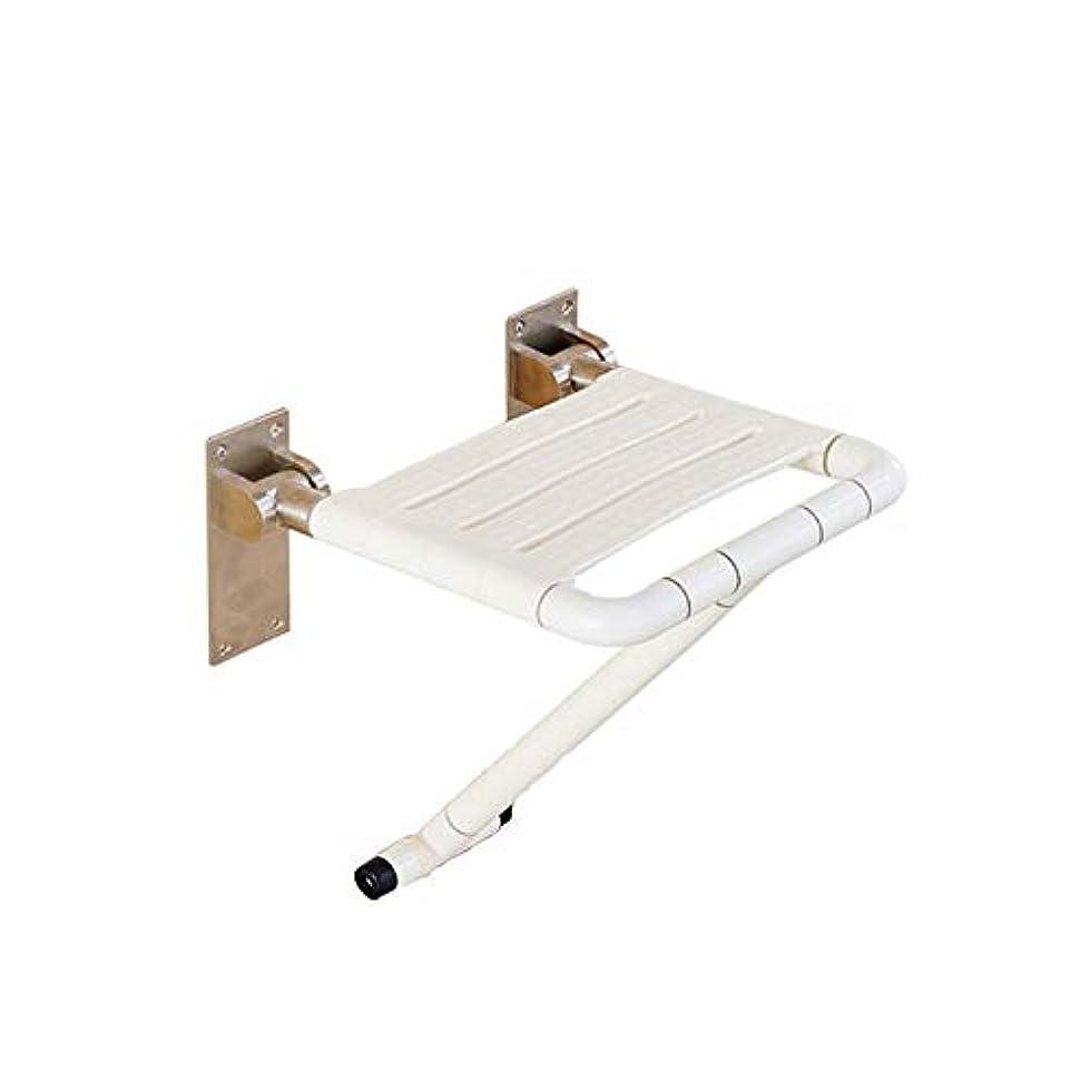 里親教室まつげ壁に取り付けられた折るシャワーの座席腰掛けの移動性の援助