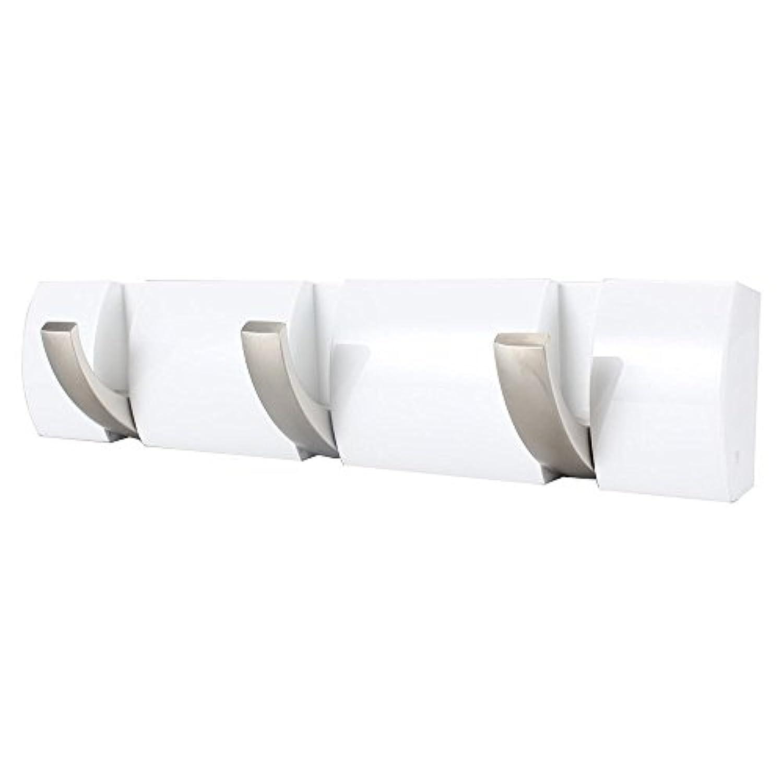 [ アンブラ ]UMBRA Flip 3 Hook フリップ 3フック White ホワイト 318853-660 帽子掛け ハンガーフック コート掛け [並行輸入品]