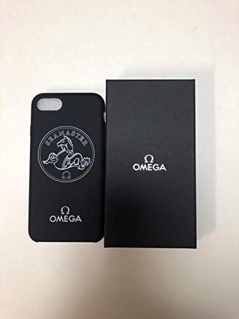 講師定期的な船尾OMEGA オメガ iPhone7 iPhone8 ケース ノベルティ