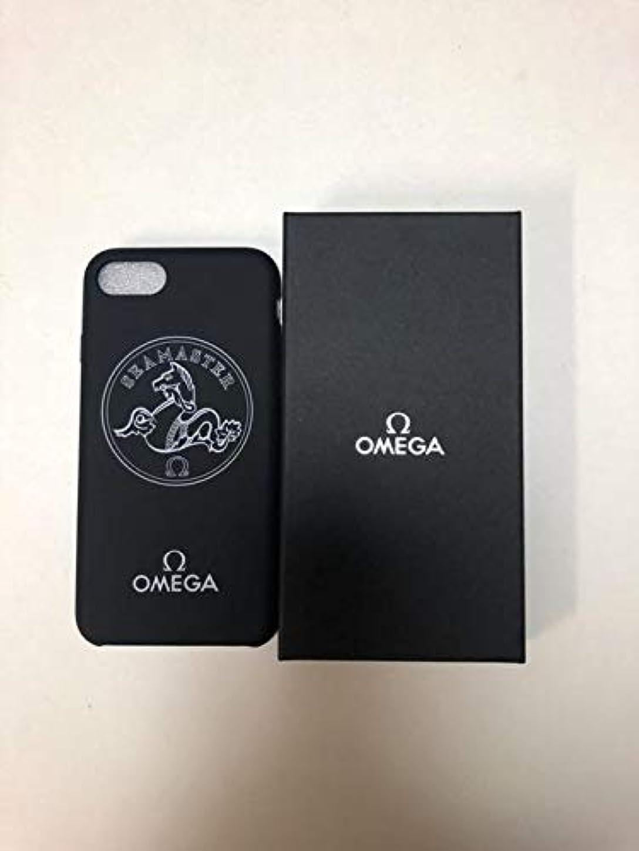 メンテナンス兄弟愛急勾配のOMEGA オメガ iPhone7 iPhone8 ケース ノベルティ