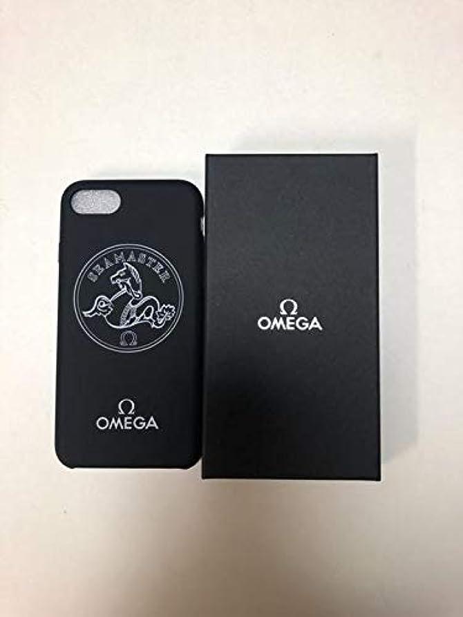 飛ぶ忍耐代数OMEGA オメガ iPhone7 iPhone8 ケース ノベルティ