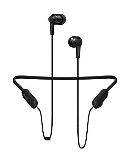 パイオニア Pioneer C7wireless Bluetoothイヤホン カナル型/通話可能 ブラック SE-C7BT(B) 【国内正規品】